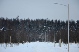 Ход строительных работ. Январь 2012 г.