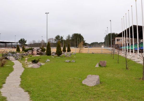 Конно-спортивный клуб